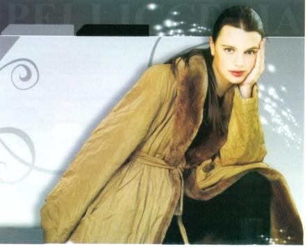 Modella Tina Mura