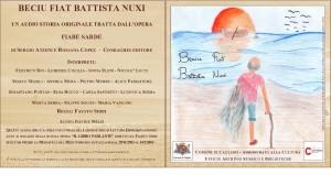 Copertina Battista Nuxi