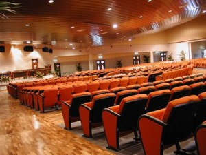 sala congressi fiera di Cagliari