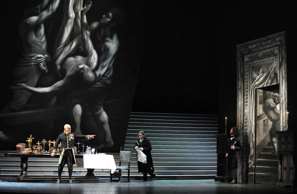 Tosca atto II (foto Roberto Ricci)