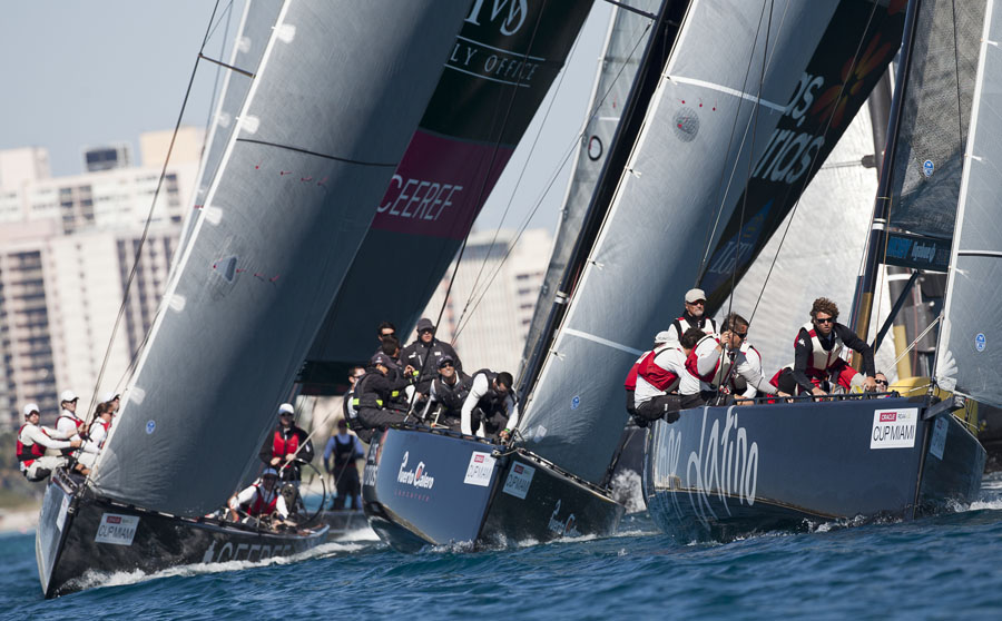 12 12 2010, Oracle RC44 Cup Miami