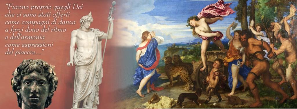 1-Dioniso-i e sue rappresentazioni