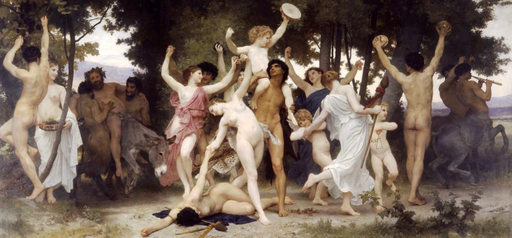 4-La giovinezza di Dioniso
