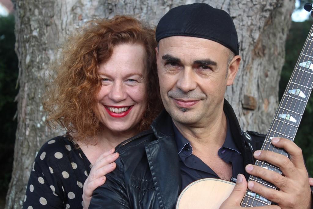 Sarah Jane Morris e Antonio Forcione (m)