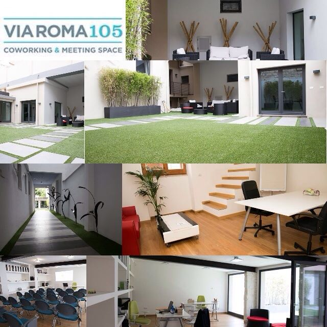 lo spazio di Via Roma 105 FOTO DI LAURA FRANCESCONI