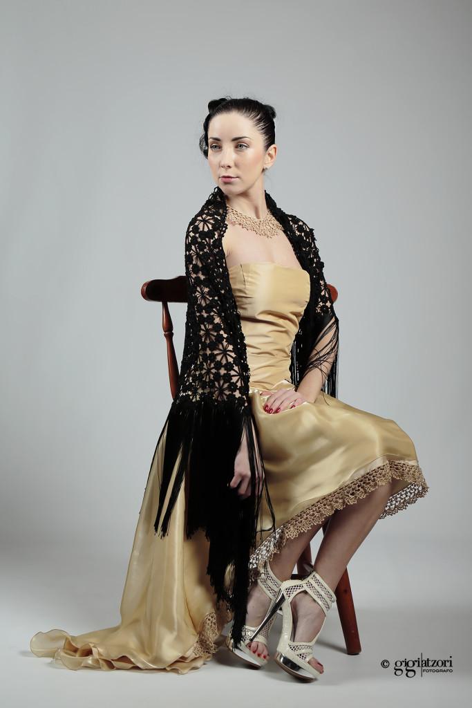 Model : Oksana Badenyuk