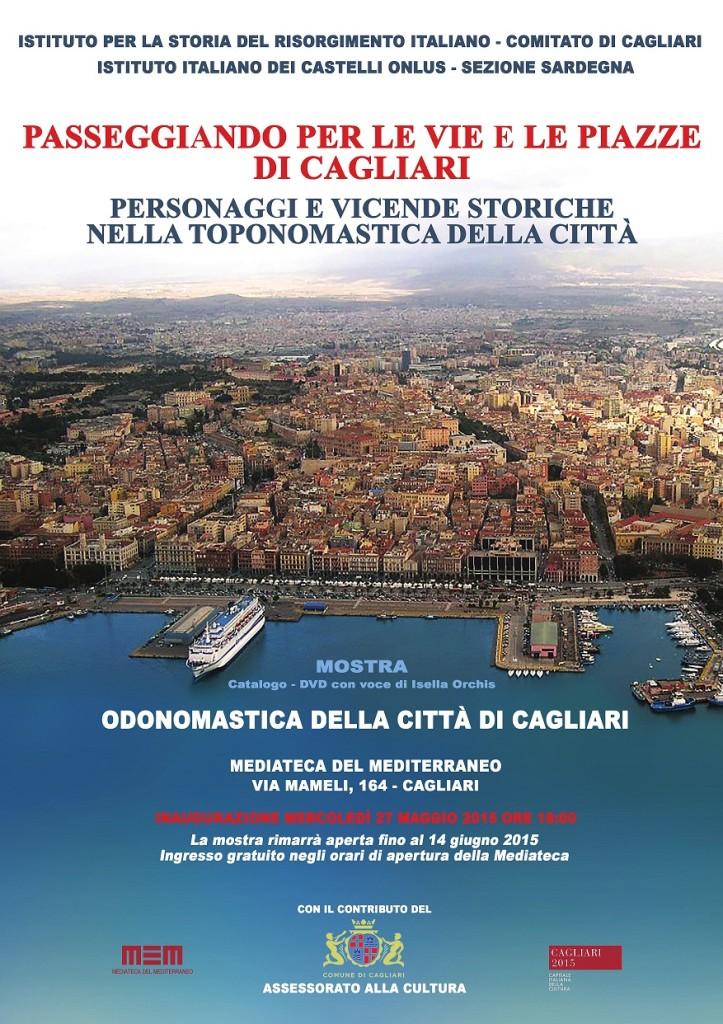 Passeggiando per Cagliari
