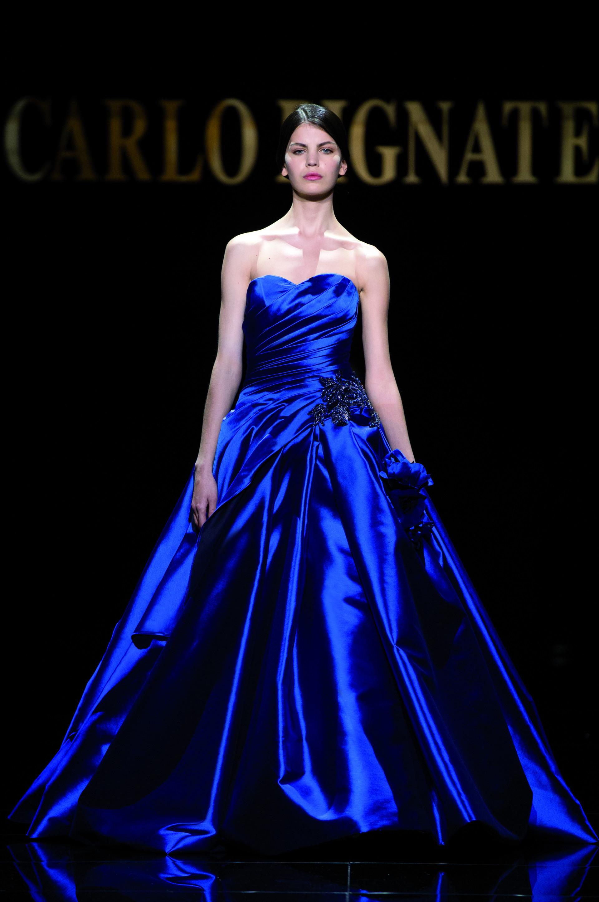 Carlo pignatelli intervista al maestro della moda sposa e for Intervista sinonimo