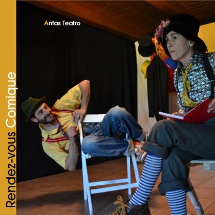 Antas Teatro - Rendez-vous comique