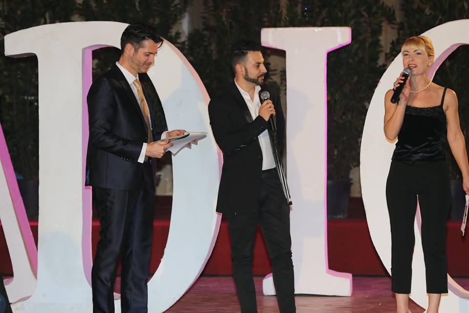 Sergio Arcuri, Anthony Peth, Erika Gottardi - Ph. Giancarlo Fiori