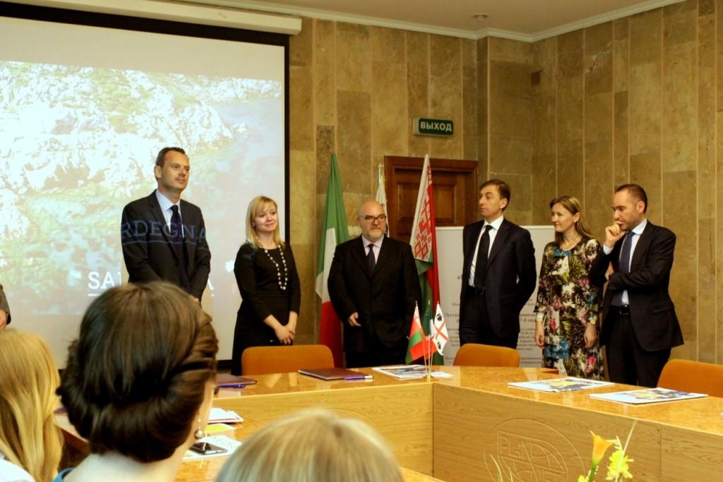 Presentazione Sardegna