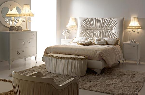 Classica tecno preziosa o tutto insieme dal salone del - Foto camere da letto ...