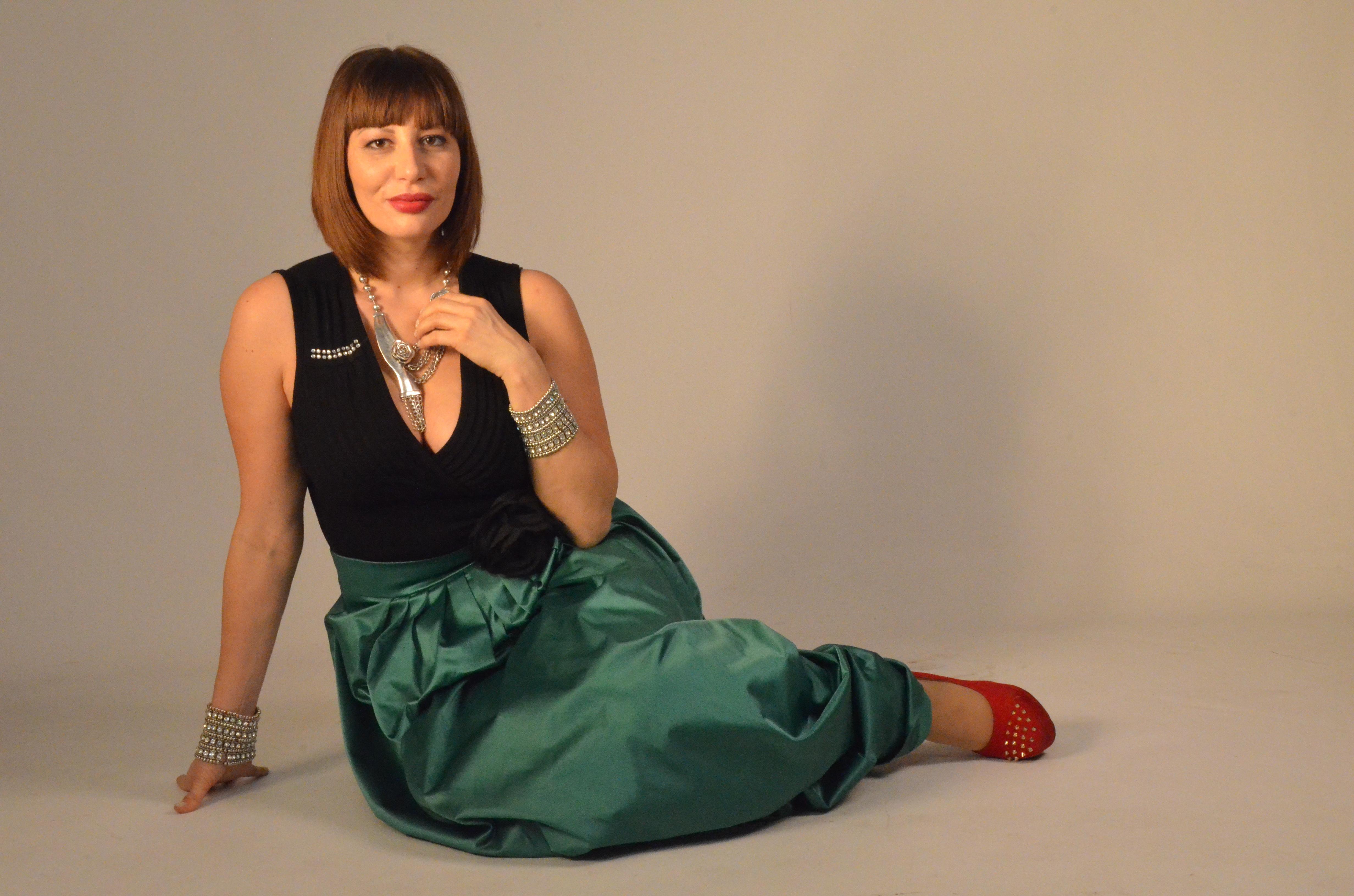 Barbara Bet Un Sogno Condurre Programmi Tv Sulla Salute E Sul Benessere Rivista Donna