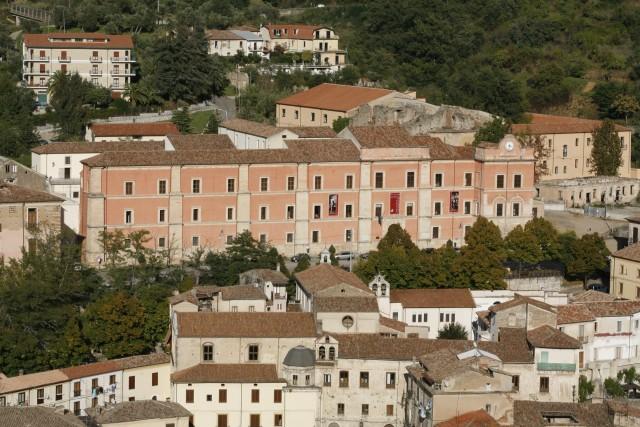 Cosenza - Palazzo Arnone -
