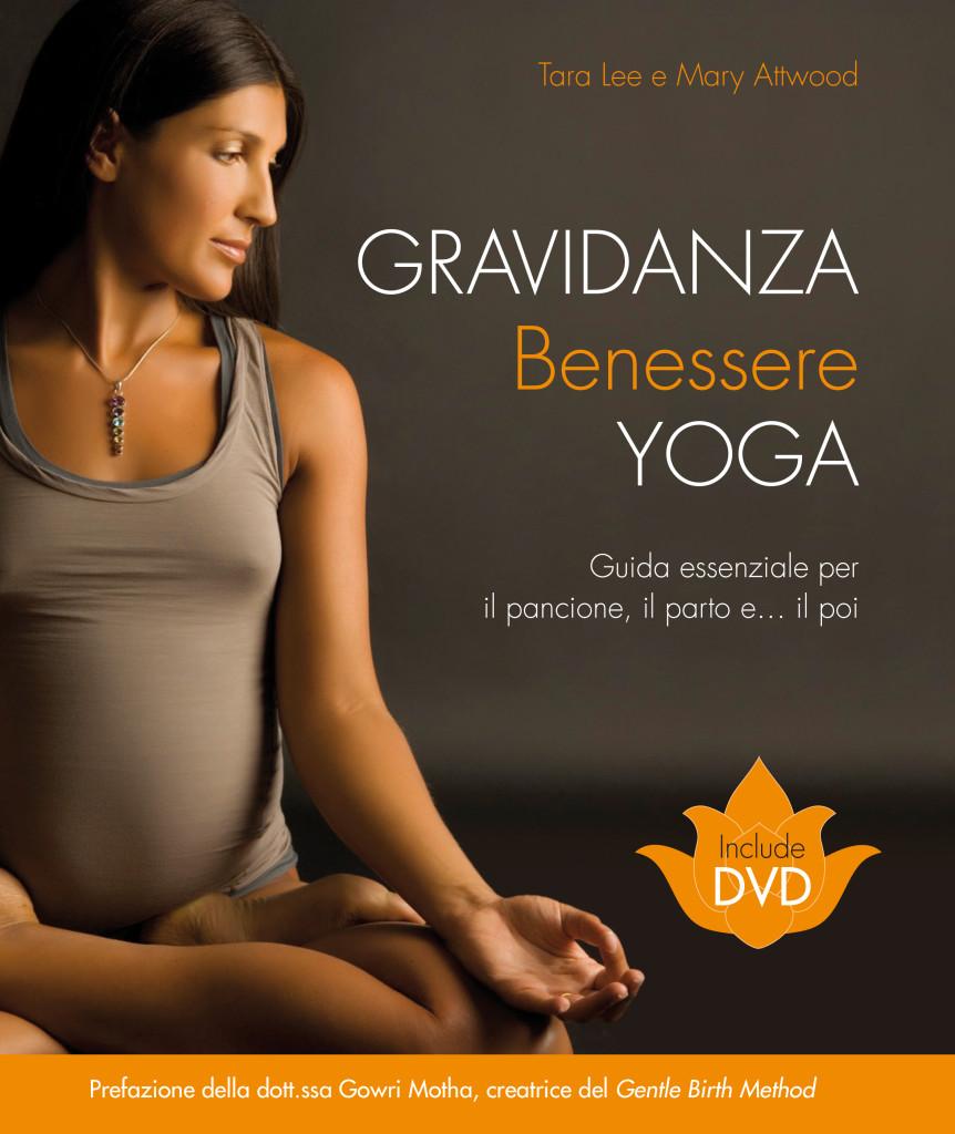 Front Cover_Gravidanza Benessere Yoga