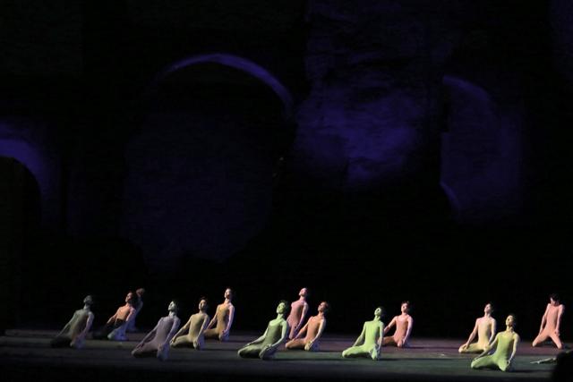 Tokyo Ballet alle Terme di Caracalla - Roma