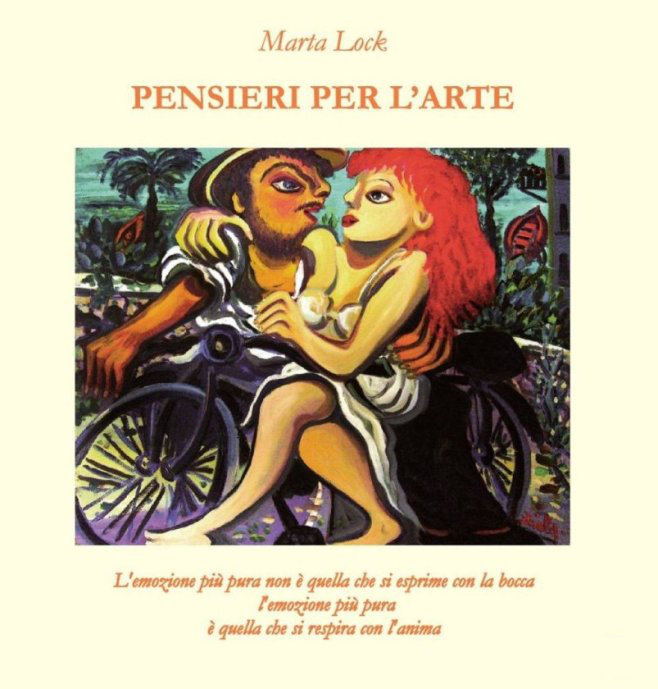 La copertina del libro in vendita