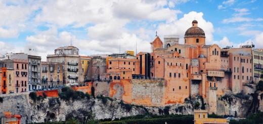 Cagliari tra colori e luci e' sempre belissima. Crediti foto: Touring Club italiano