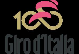 Logo del centenario del Giro d'Italia