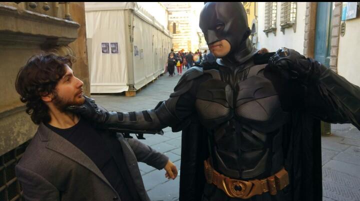 Massimo VS Batman: chi la spunterà?