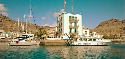 Puerto Mògan, nel sud di Gran Canaria. Foto: archivio personale.