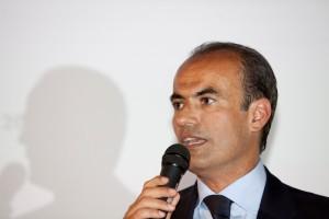 Alberto Scanu, presidente Confindustria Sardegna.