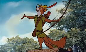 La Volpe in Robin Hood (Disney)