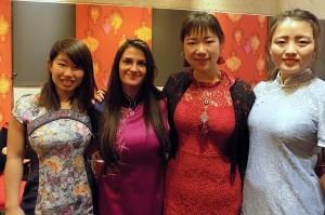 Chiara sini un ponte tra cina e sardegna rivista donna for Casa tradizionale cinese
