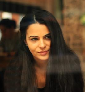 Nina in uno stillframe del regista Francesco Biondi