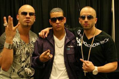 Daddy Yankee con Wisin e Yandel