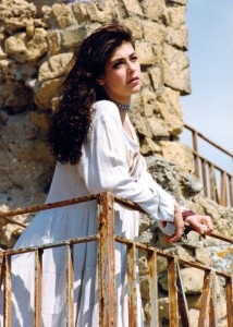 Bianca D'Aponte.