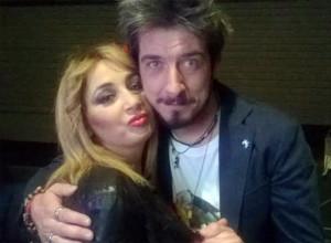 Maria Amato e Paolo Ruffini.
