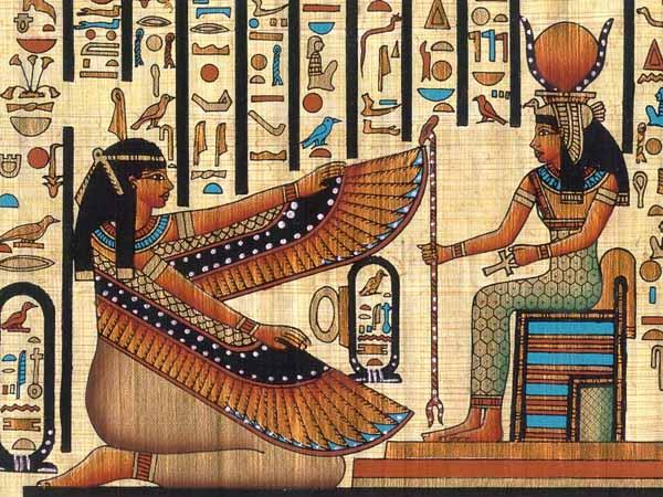 Riscoprire la saggezza dell'Antico Egitto per la vita ...