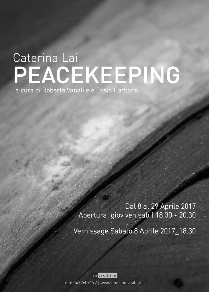 locandina-peacekeeping-di-caterina-lai