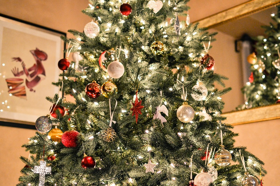 Alberi Di Natale Addobbati Eleganti.Consigli Per Addobbare In Modo Elegante L Albero Di Natale
