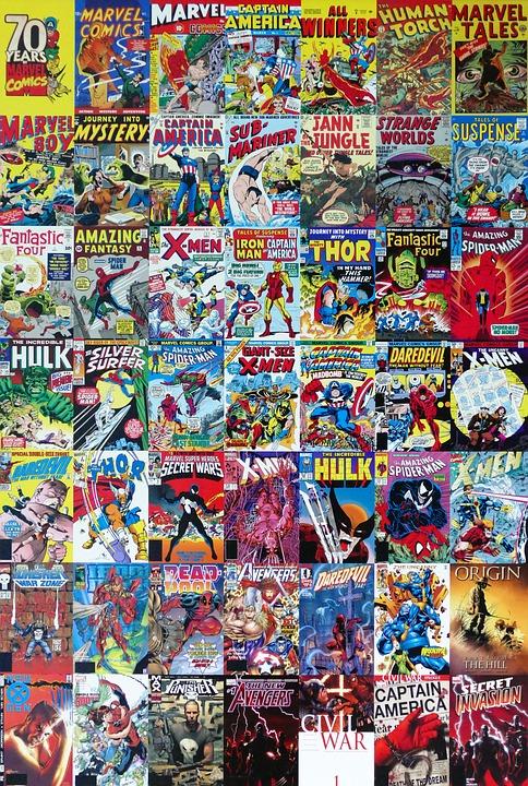 Marvel-RivistaDonna.com