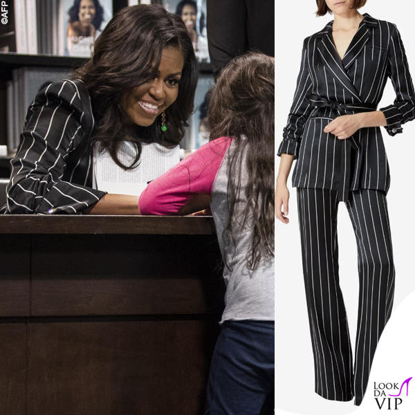 MichelleObama-TailleurSafiyaa-RivistaDonna.com
