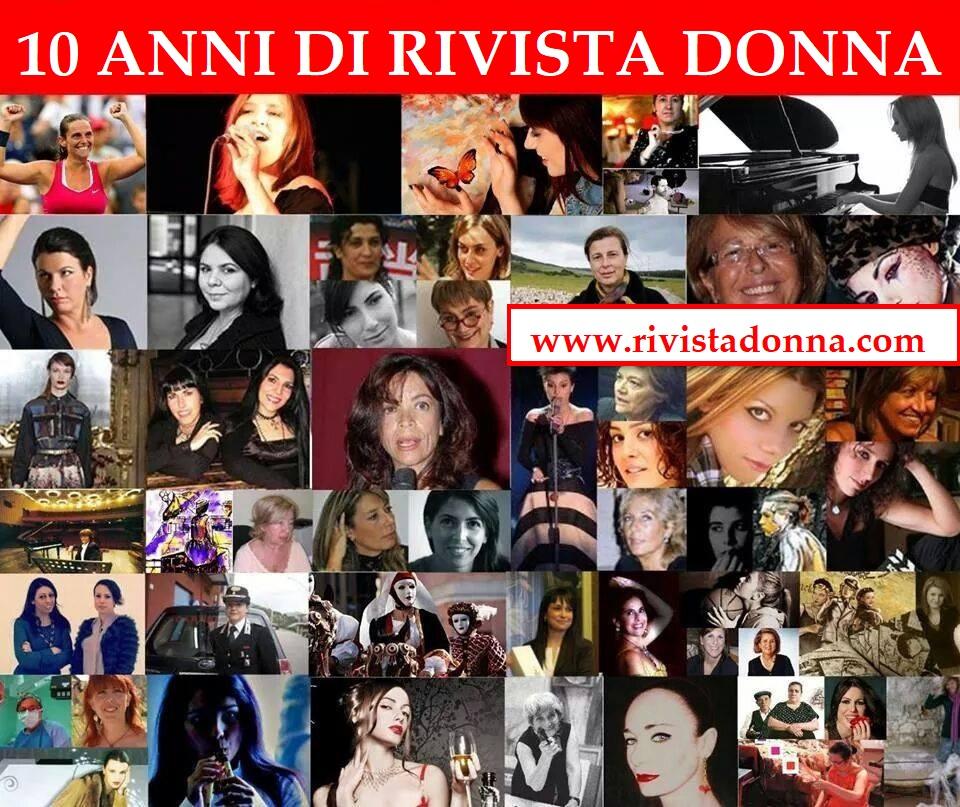 RivistaDonna10Anni-RivistaDonna.com
