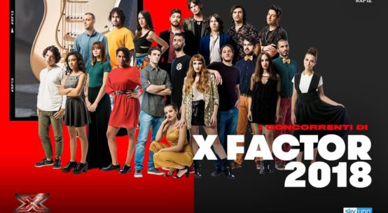 XFactor2018-RivistaDonna.com