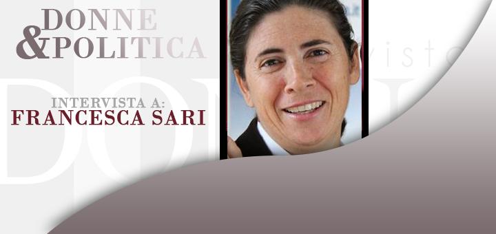 intervista a Francesca Sari